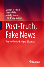 Post truth fake news