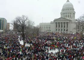2011 Wisconsin Budget Protests